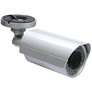 画像1: 屋外型防水カメラ