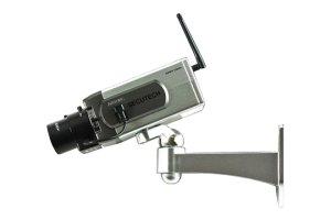 画像1: ワイヤレスダミーカメラ