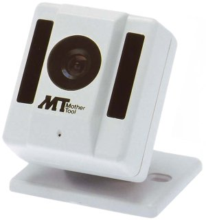 画像1: 小型白黒カメラセット