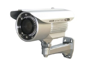 画像1: 望遠レンズ搭載屋外用Day&Nightカメラ
