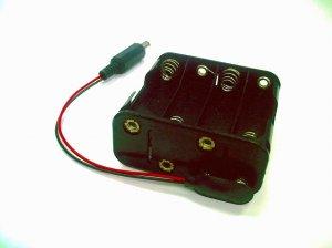 画像1: 12V電池BOX