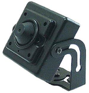 画像1: 超小型低照度ピンホール白黒カメラ